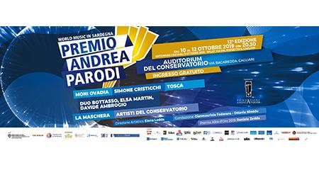 'Premio Andrea Parodi 2019'