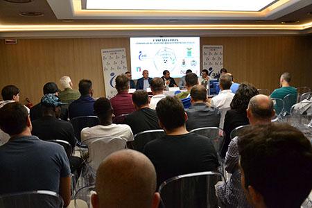 Presentazione Campionato di Calcio Amatoriale Asi Campania Felix