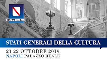 Regione Campania - Stati Generali della Cultura