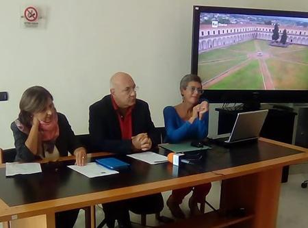 Rosa Maria Vitola, Michele Faiella e Stefania Ugatti