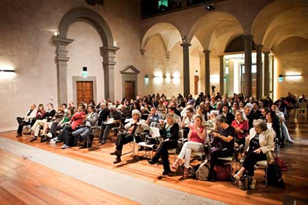 all'Auditorium di Sant'Apollonia a Firenze