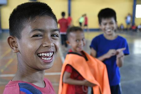 'Sorridi, è gratis!' ph Enrico Mascheroni Rizalino - Centro Tuloy sa Don Bosco Streetchildren Village - Alabang Muntinlupa City