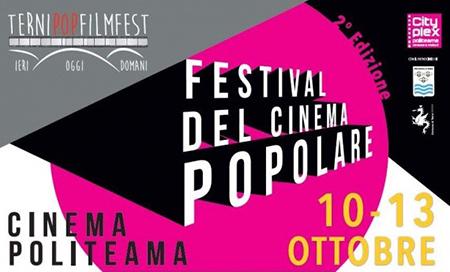 'Terni Pop Film Fest - Festival del cinema popolare'
