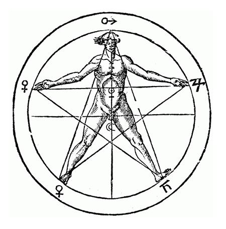 uomo-pentagramma