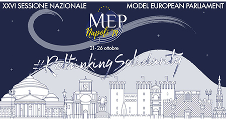 XXVI Sessione Nazionale Model European Parliament