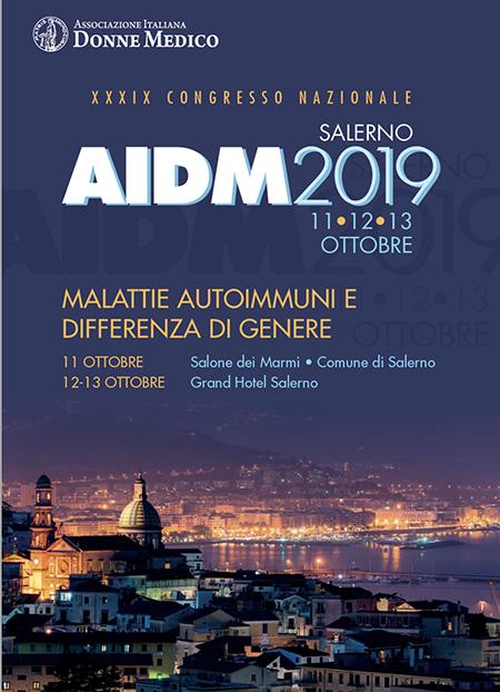 XXXIX Congresso nazionale dell'Associazione italiana donne medico