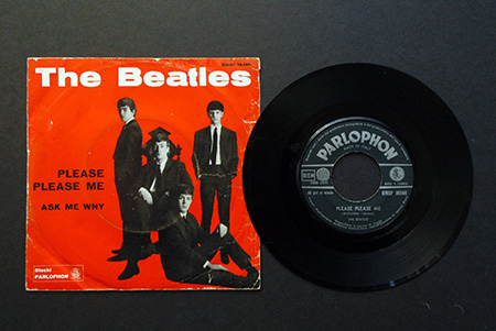 Album 'Please Please me'