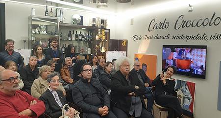 Anteprima Festival Cinema di Castel Volturno dedicata a Carlo Croccolo