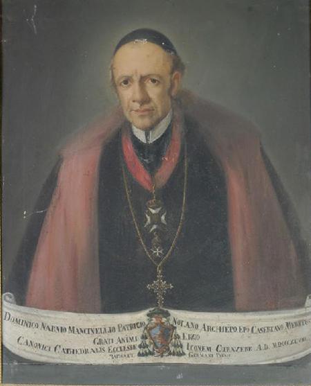 Arcivescovo Domenico Narni Mancinelli