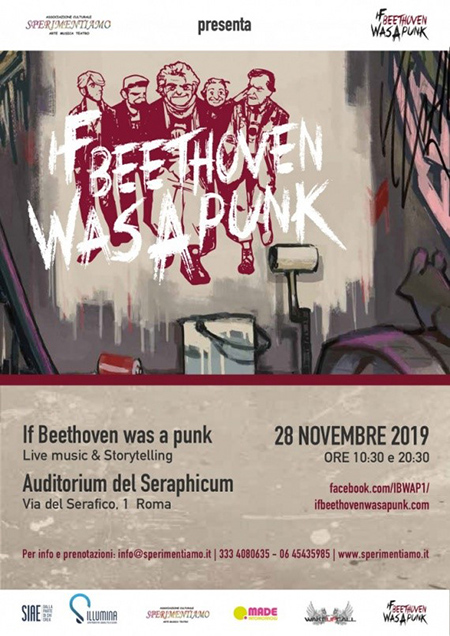 'If Beethoven was a Punk'