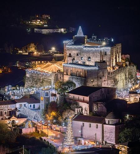 'Cadeaux al Castello' al Castello di Limatola (BN)