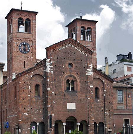 Chiesa di San Sepolcro a Milano