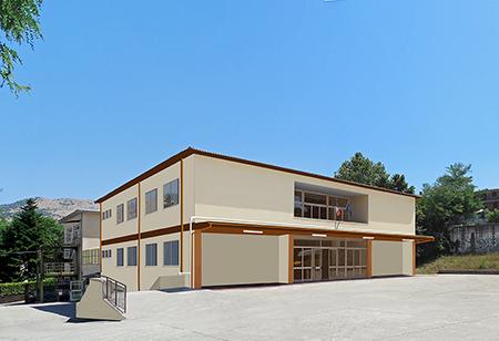 Cori (LT) scuola 'Radicchi'