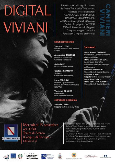 Digital Viviani - 'Teatro'
