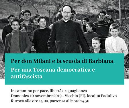 Per don Miliani e la scuola di Barbania