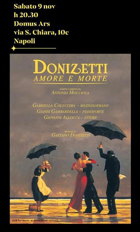 'Donizetti - Amore e Morte'