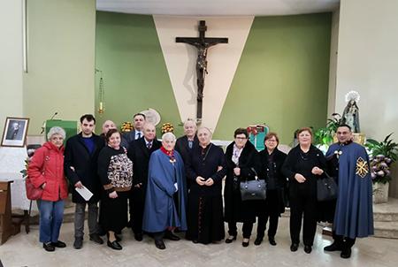 Familiari e discendenti Arcivescovo Domenico Narni Mancinelli