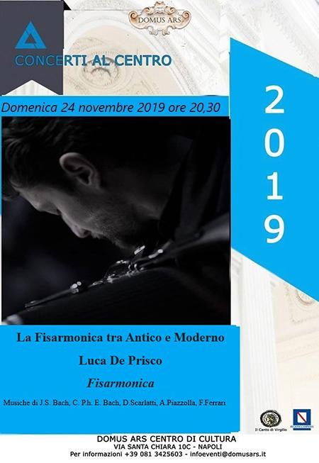 'La Fisarmonica tra antico e moderno'