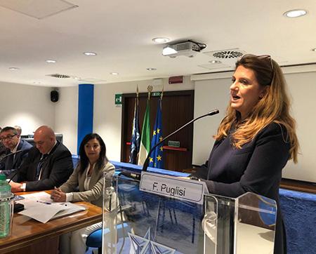 francesca-puglisi, Vittoria Tonelli, Luigi Pagliuca e Fedele Santomauro