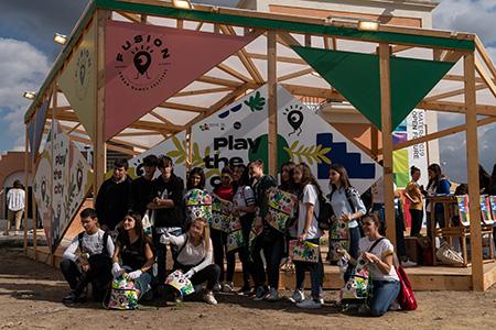 'Fusion Urban Games Festival'