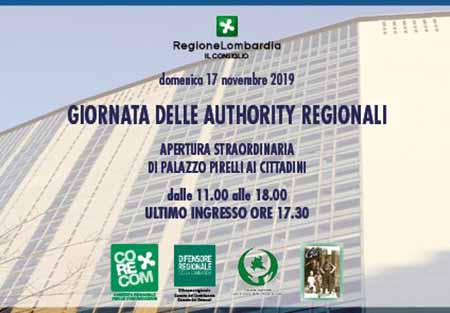Giornata Authority regionali