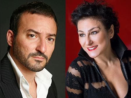 Giovanni Allocca e Gariella Colecchia