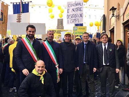 Giovanni Malanchini e Coldiretti