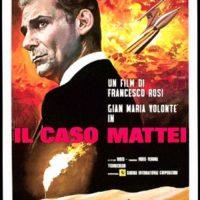 'Il caso Mattei' Francesco Rosi