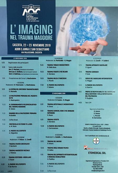 'L'imaging nel trauma maggiore'