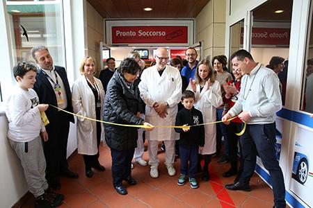 Inaugurazione nuovo Pronto Soccorso Meyer