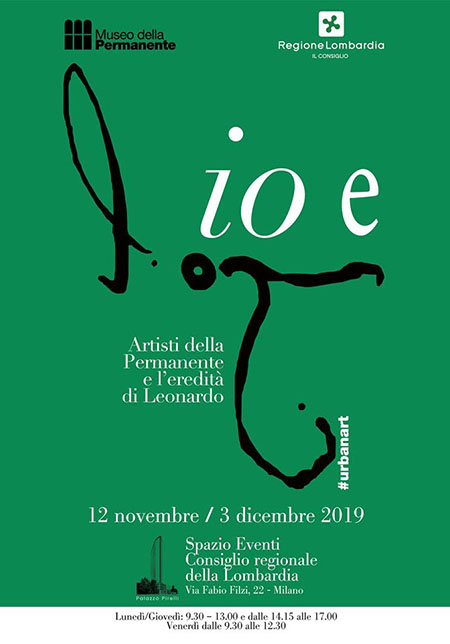 'Io e Leonardo'