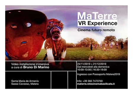 'Ma Terre VR Experience'