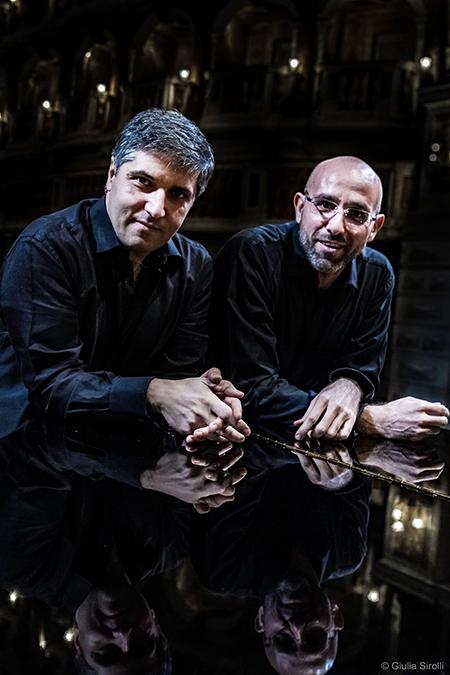 Marco Schiavo e Sergio Marchegiani Foto Giulia Sirolli