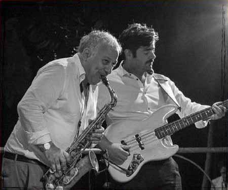 Marco Zurzolo e Davide Costagliola