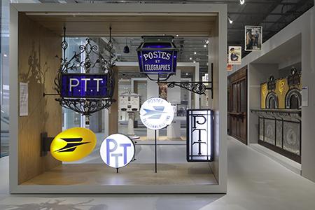 Musée de La Poste © Hervé Abbadie