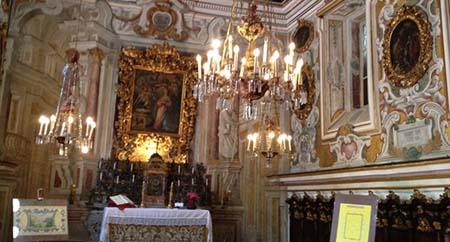 Oratorio delle Dame del Giardinello di Palermo