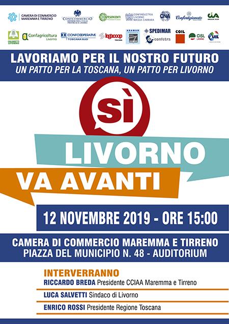 Patto per lo sviluppo Livorno