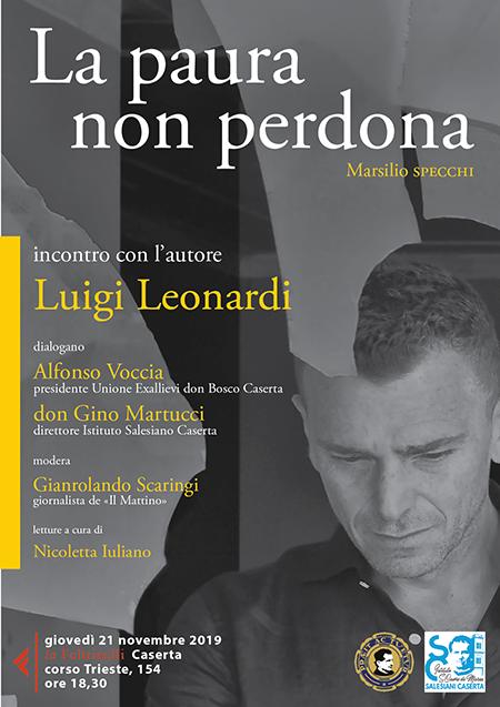 'La paura non perdona' di Luigi Leonardi
