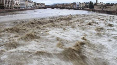 Piena dell'Arno