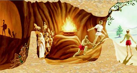 Platone - Il mito della caverna