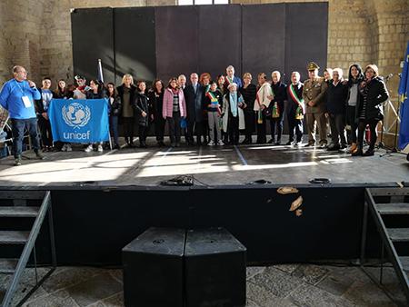 San Giorgio a Cremano (NA) celebra Convenzione ONU diritti infanzia