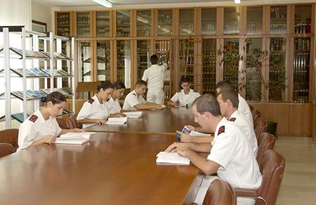 Scuola Sottufficiali Marina Militare - ph Marina Militare