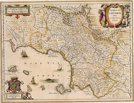 Terra di Lavoro - Campania Felix