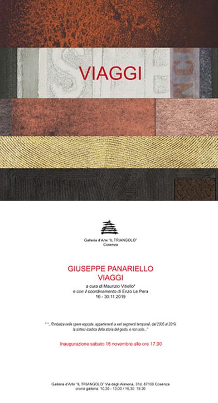 'Viaggi' di Giuseppe Panariello