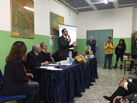 Vincenzo Spadafora a 'Il Sabato delle Idee'