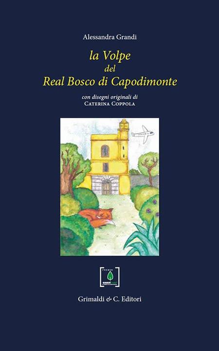 'La volpe del Real Bosco di Capodimonte'