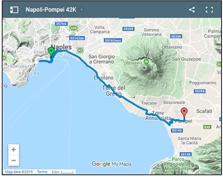 XXVI Corsa per la Pace Napoli - Pompei