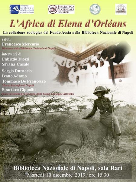 'L'Africa di Elena d'Orléans'