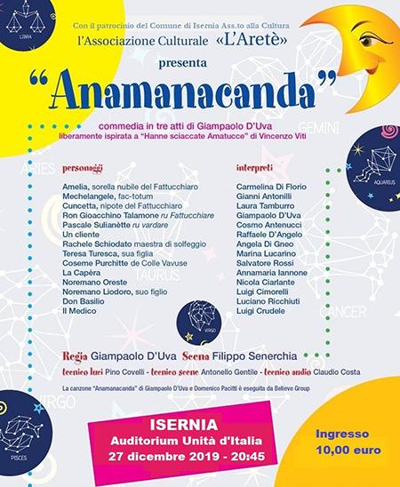 'Anamanacanda'