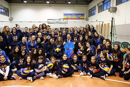 Arzano Volley Vincenzo Spadafora